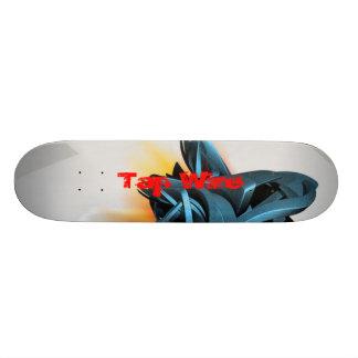 Kall design skateboard bräda 19,5 cm