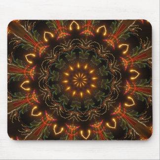 Kall elektrisk konstdesign mus matta