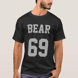 Kall glad björnpridebjörn 69 tröja
