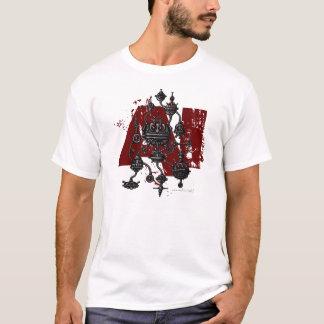 Kall grafisk t-skjorta för konstgjord intelligens t-shirts
