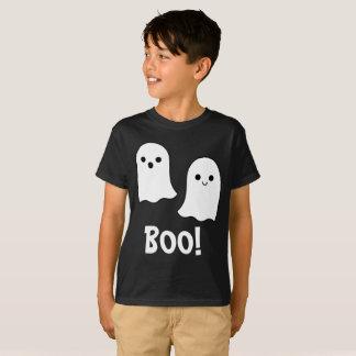 Kall Halloween tecknadspöken T Shirts
