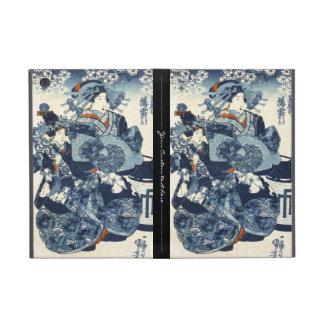 Kall japansk konst för rulla för iPad mini fodral