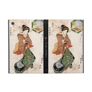 Kall japansk rulla för dam för iPad mini skydd