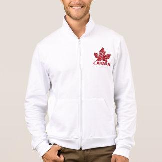 Kall Kanada jackamanar Retro Kanada souvenir Tryck På Jackor