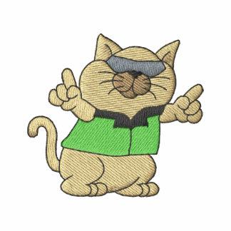 Kall katt munkjacka
