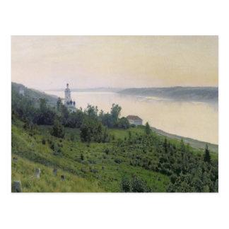 Kall landskap, 1889 vykort