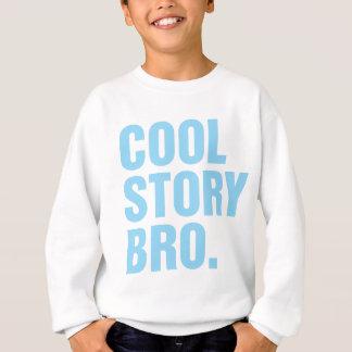kall ljus berättelsebro - blått t-shirts