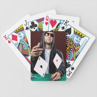 Kall man som leker kort! spelkort