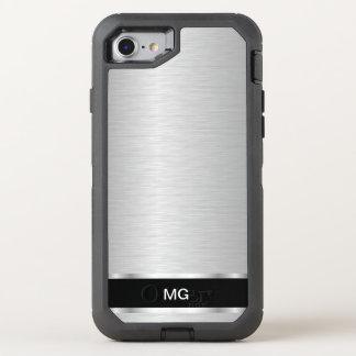 Kall manar Monogram OtterBox Defender iPhone 7 Skal