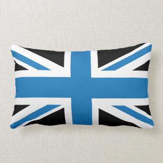 Kall mörk - slösa den brittiska (UK) flagga för Lumbarkudde