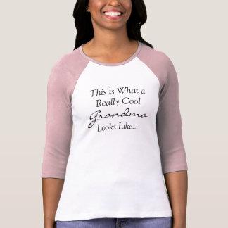 Kall mormorskjorta tee shirt