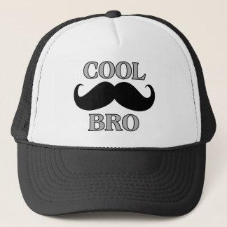 Kall mustasch Bro Keps