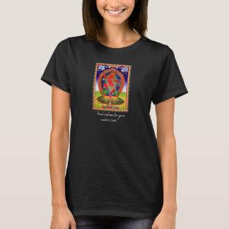 Kall orientalisk tibetan thangkaKurukulla Tee Shirt