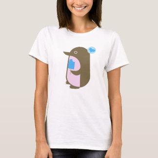 Kall pingvinT-tröja T-shirt