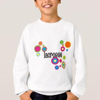 Kall polka dots för Lacrosse T-shirt