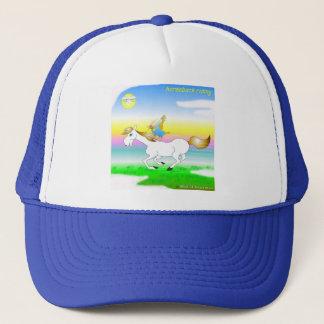 Kall rida hattför barn truckerkeps