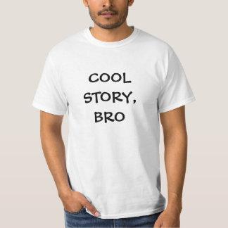 Kall skjorta för berättelseBro utslagsplats T Shirt