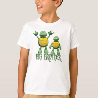 Kall sköldpaddastorebror t shirt