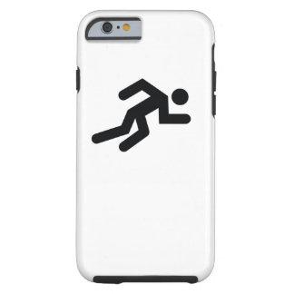 Kall sportsymbol för SPRINGER | Tough iPhone 6 Case