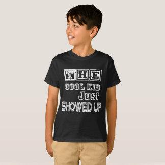 kall unge tee shirt