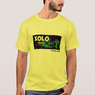Kall Xolo Wordcloud utslagsplats! T Shirt