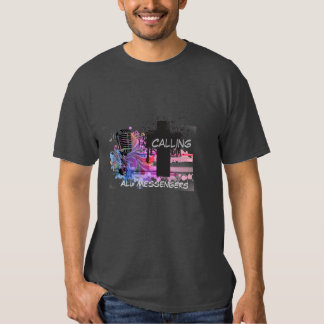Kalla alla budbärare T-tröja… Tee Shirt