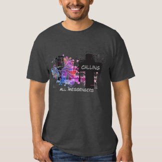Kalla alla budbärare T-tröja Tröja