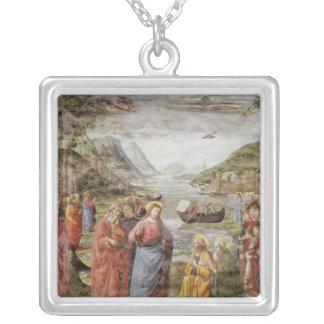 Kalla av SS. Peter och Andrew, 1481 Silverpläterat Halsband