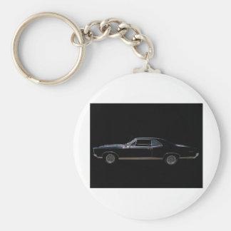 kalla bilar nyckel ring