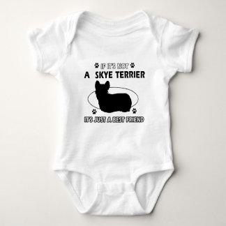 Kalla designer för SKYE-TERRIER Tee Shirt