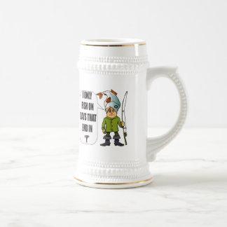 Kalla fars daggåvor kaffe kopp