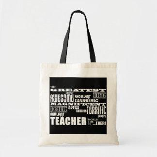Kalla moderna roliga lärare: Mest underbar Budget Tygkasse