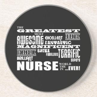 Kalla moderna roligtsjuksköterskor: Mest underbar Underlägg Sandsten