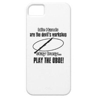 Kalla Oboe designer iPhone 5 Case-Mate Cases