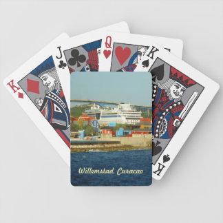 Kalla på Curacao Spelkort