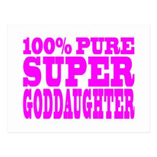 Kalla rosa gåvor 4 Goddaughters Toppen Goddaughte