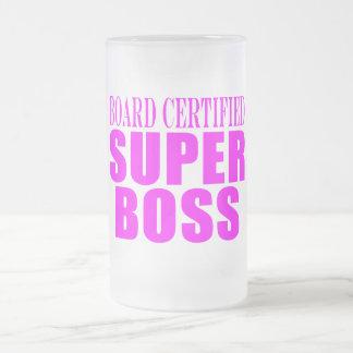 Kalla rosa gåvor för chefer: Toppen chef Kaffe Kopp