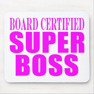 Kalla rosa gåvor för chefer: Toppen chef Mus Mattor