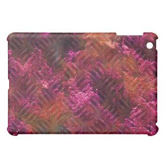 Kalla rostiga metallipad coverrosor iPad mini mobil skydd