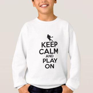Kalla sportvektordesigner tee shirt
