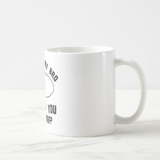kalla surfingdesigner kaffemugg