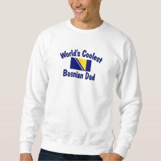 Kallast bosnisk pappa långärmad tröja