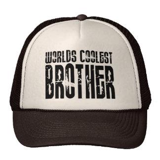 Kallast broder för kalla moderna stads- brodervärl trucker keps