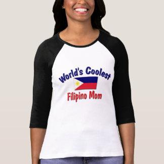 Kallast filippinsk mamma tshirts