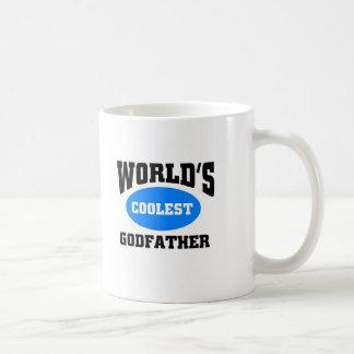Kallast gudfader kaffemugg