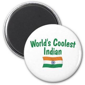 Kallast indier magnet