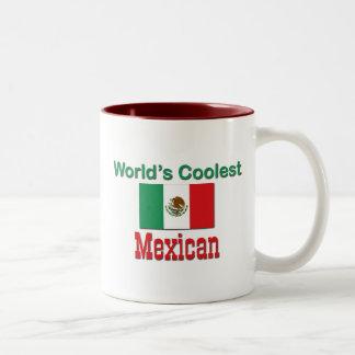 Kallast mexikan Två-Tonad mugg
