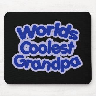 Kallast morfar för världar musmatta