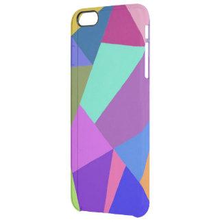 Kallt abstrakt för plusdeflektor för iPhone 6 Clear iPhone 6 Plus Skal