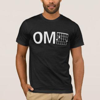 Kallt gitarrG för humorn OMG ha som huvudämne T-shirt